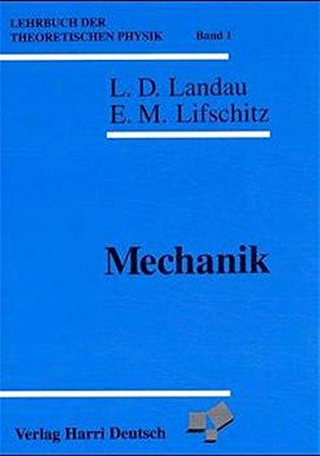 9783817113361: Lehrbuch der Theoretischen Physik I/ X.