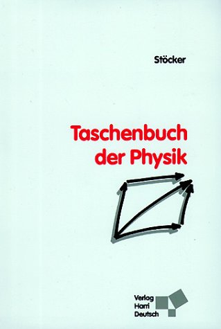 9783817116270: Taschenbuch der Physik. Formeln, Tabellen, Übersichten