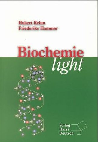 9783817116386: Biochemie light.