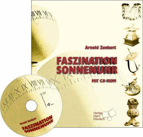 9783817117529: Faszination Sonnenuhr. Mit CD-ROM