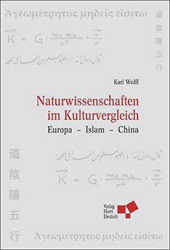 9783817117826: Naturwissenschaften im Kulturvergleich