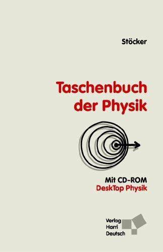 9783817118618: Taschenbuch der Physik. Mit CD-ROM
