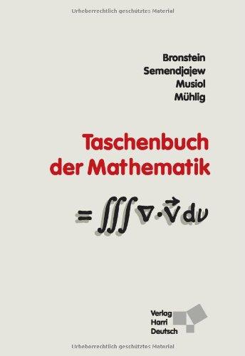 9783817120062: Taschenbuch der Mathematik
