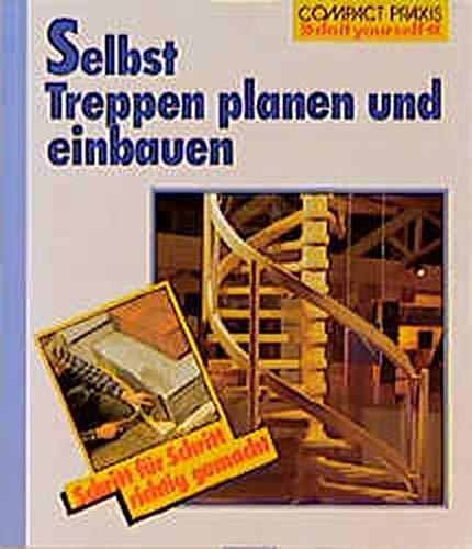 9783817422364: Selbst Treppen planen und einbauen