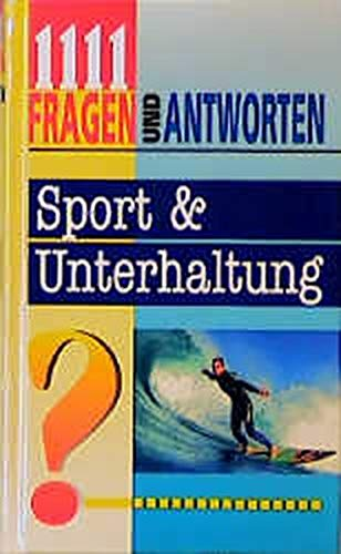 9783817439058: Sport und Unterhaltung