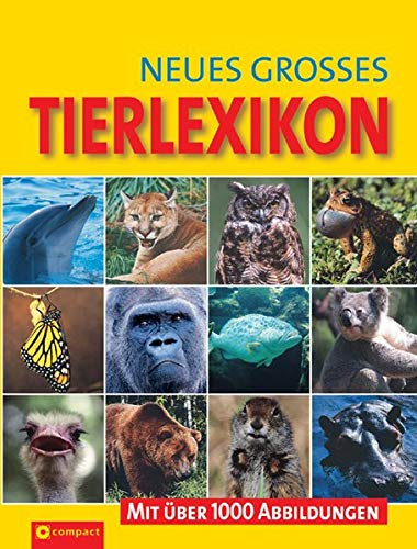 9783817450800: Neues grosses Tierlexikon