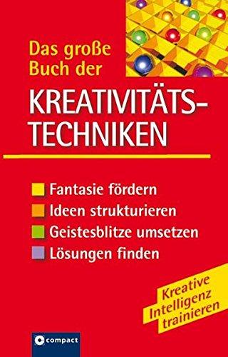9783817451067: Das große Buch der Kreativitätstechniken