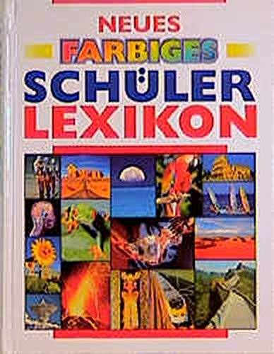 9783817452477: Neues Farbiges Schuelerlexikon