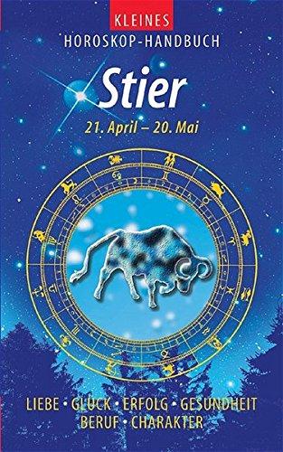 9783817453146: Kleines Horoskop-Handbuch. Stier.