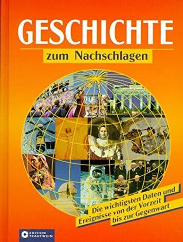 9783817454693: Geschichte zum Nachschlagen.