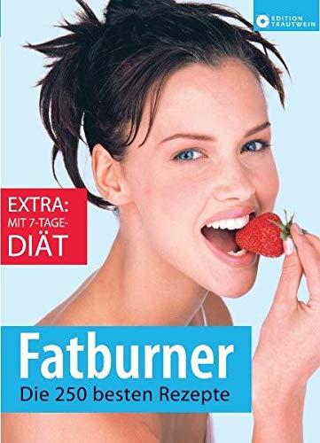 9783817455447: Fatburner. Die 250 besten Rezepte.