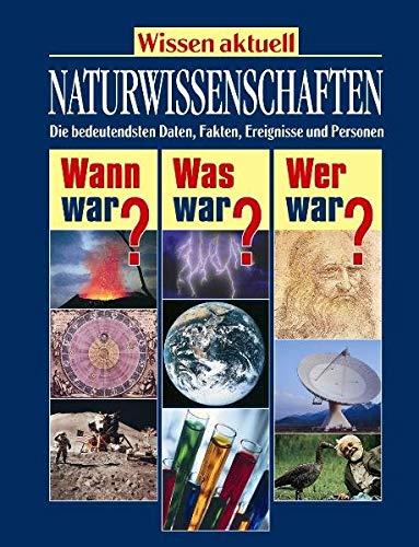 9783817456277: Wissen aktuell. Naturwissenschaften.