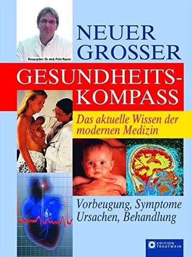 9783817457007: Neuer großer Gesundheitskompass