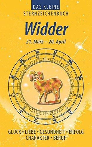9783817463961: Das kleine Sternzeichenbuch. Widder
