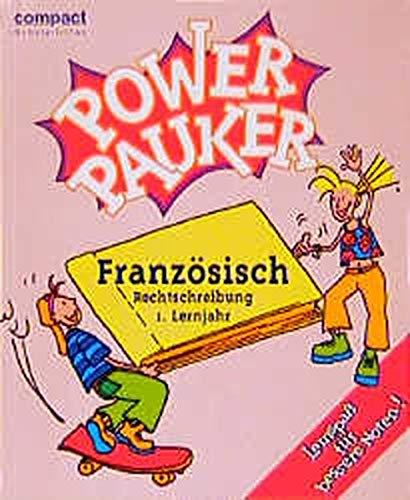 9783817471928: Power Pauker, Französisch, 1. Lernjahr