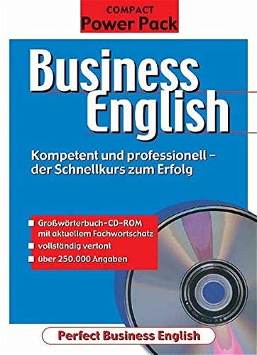 Business English - Compact Power Pack: Kompetent: Robert Tilley
