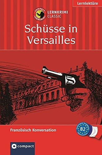 9783817476176: Schüsse in Versailles