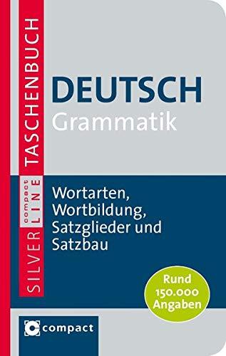 9783817477265: Deutsch Grammatik: Wortarten, Wortbildung, Satzglieder und Satzbau. Rund 150.000 Angaben