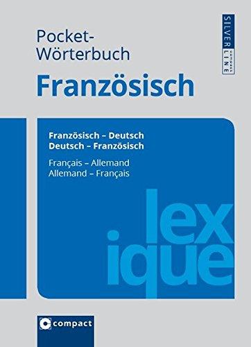 9783817478507: Compact Pocket-Wörterbuch Französisch: Französisch-Deutsch, Deutsch-Französisch. Rund 100.000 Angaben