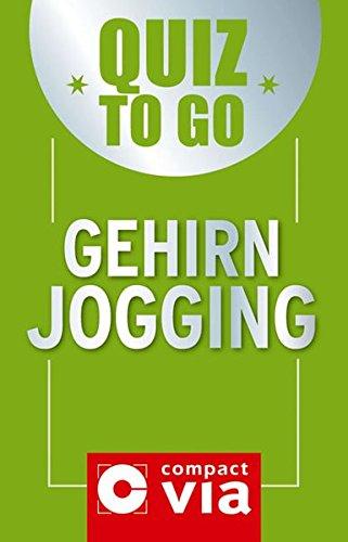 9783817479184: Quiz to go - Gehirnjogging