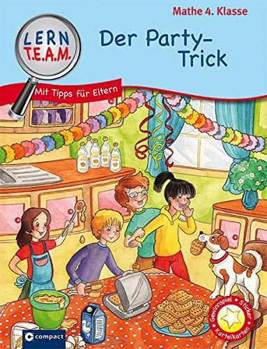 9783817485345: Mathematik 4. Klasse: Der Party-Trick