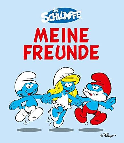 9783817485789: Die Schlümpfe - Meine Freunde. Das schlumpfige Freundebuch