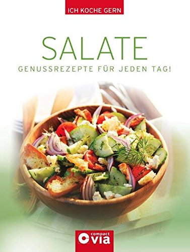 9783817487660: Salate: Genussrezepte für jeden Tag