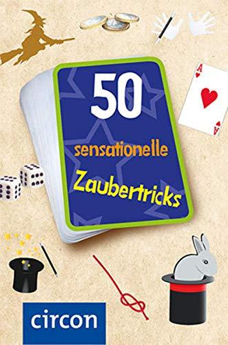 9783817493418: 50 sensationelle Zaubertricks