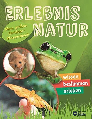 9783817495276: Erlebnis Natur - Mein gro�es Outdoor-Wissensbuch
