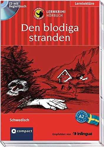 9783817499939: Den blodiga stranden: Lernkrimi Hörbuch. Schwedisch - Niveau A2