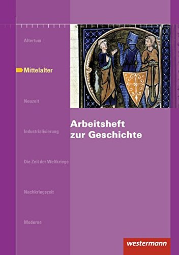 9783818106935: Arbeitshefte zur Geschichte 3: Mittelalter