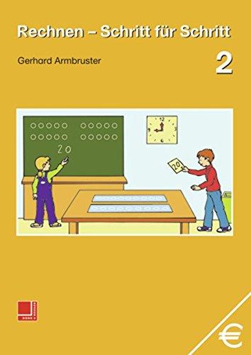 9783818108120: Rechnen Schritt für Schritt 2. Schülerbuch