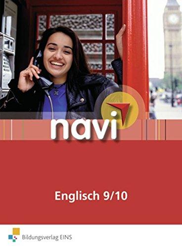 9783818112950: navi Englisch 9/10. Schülerbuch