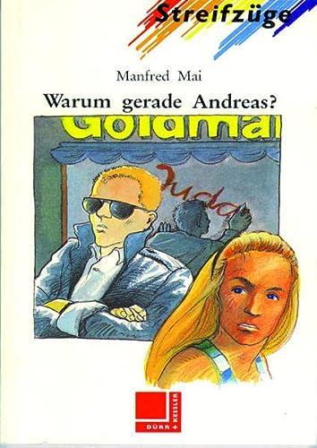 9783818160142: Streifzuge - Level 2: Warum Gerade Andreas?