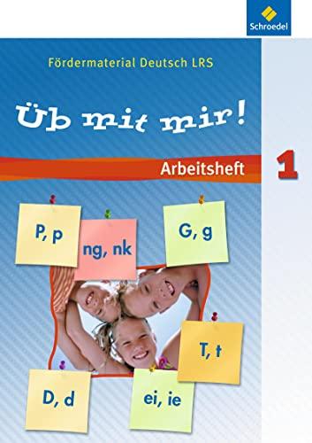 9783818161057: Üb mit mir 1. Arbeitsheft: Fördermaterial Deutsch LRS