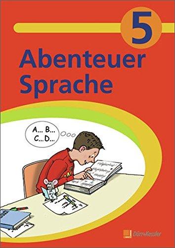 9783818188146: Abenteuer Sprache 5