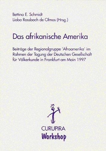 Das afrikanische Amerika. Beiträge der Regionalgruppe 'Afroamerika'