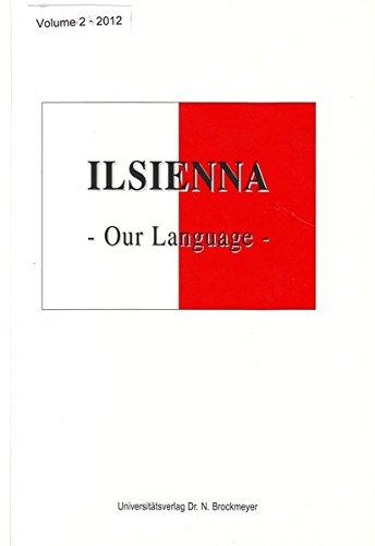 ILSIENNA - Our Language- Vol. 2, 2012