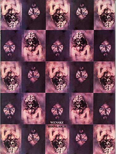 9783820100334: HELMUT WENSKE HIRNLAICH: INTRAPSYCHISCHE MALEREI 1970-1978.