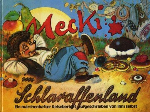 9783820101515: Mecki im Schlaraffenland