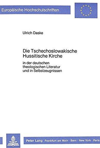 Die Tschechoslowakische Hussitische Kirche: Ulrich Daske