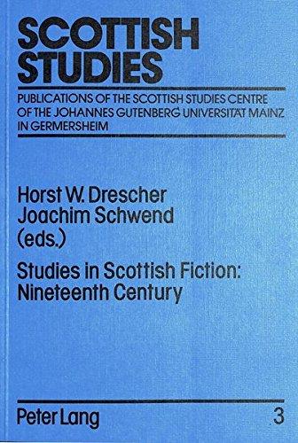 Studies in Scottish Fiction