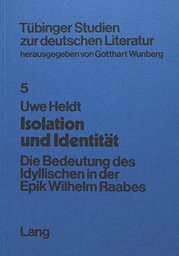 Isolation und Identität: Uwe Heldt