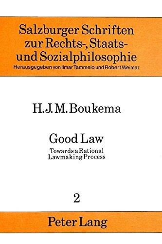 Good Law: Boukema, H.J.M.