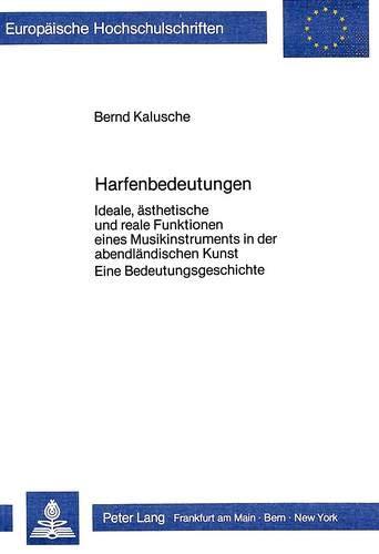 Harfenbedeutungen: Bernd Kalusche
