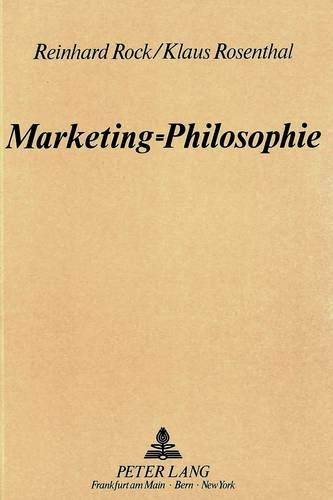 Marketing=Philosophie: Reinhard Rock