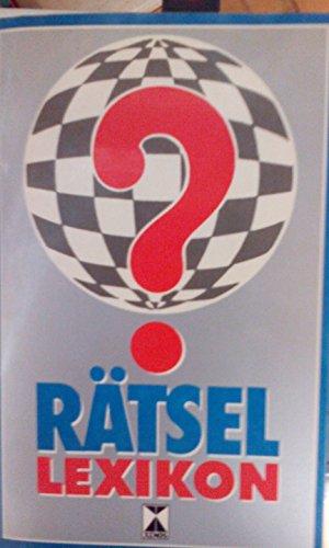 9783821201030: Rätsel-Lexikon. Mit Ã1/4ber 100000 Lösungsworten