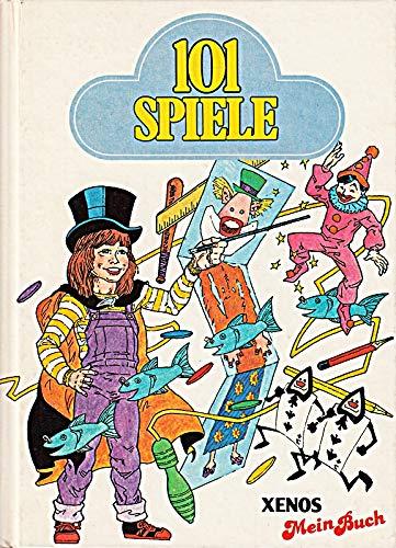 101 [Hunderteins] Spiele / zsgest. von Elizabeth Cooper. Die Zeichn. sind von David Barnett. ...