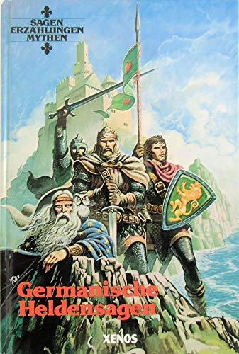9783821201108: Germanische Heldensagen