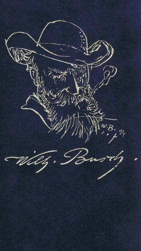 Gesammelte Werke: Busch, Wilhelm